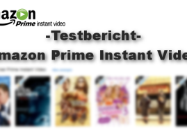 Amazon Prime Instant Video – Testbericht
