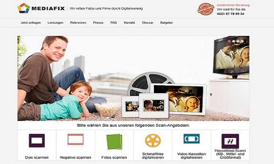 Mediafix Digitalisierung im Test