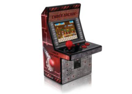 240 Arcade-Games in einem Miniaturautomaten