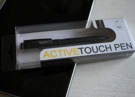 Aktiver Touchscreen Eingabestift von Callstel mit extra schmaler Spitze