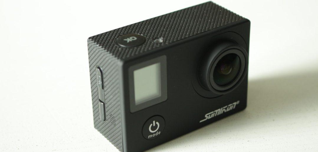 somikon einsteiger 4k action cam im test com. Black Bedroom Furniture Sets. Home Design Ideas