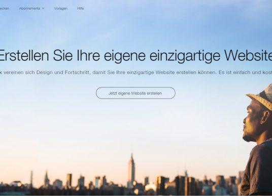Wix Mobile App: Das Unternehmen vom Smartphone aus managen