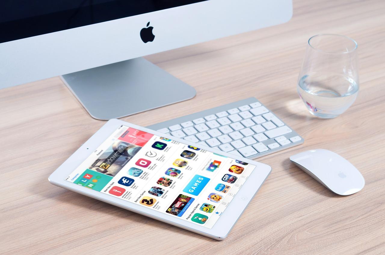 Mit der Zeit gehen – in Apps investieren