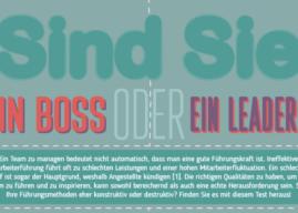 Boss vs Leader: Der schmale Grat zwischen Macht und Führung