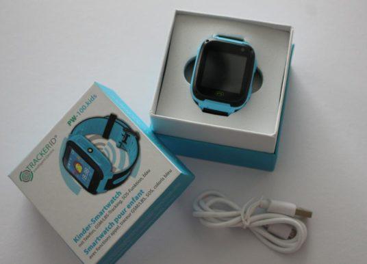 Kinder Smartwatch PW-100.kids – Smartwatch von PEARL im Test