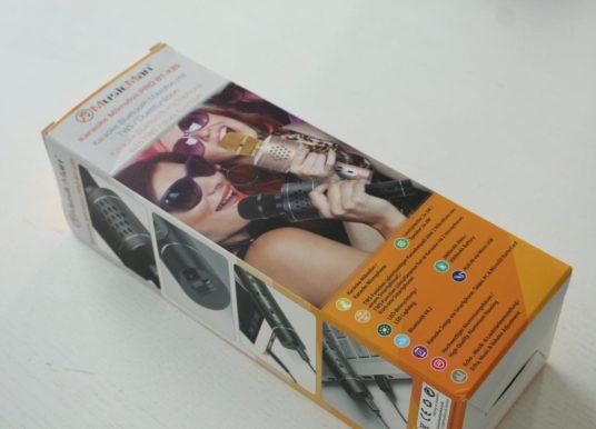 MusicMan Karaoke Mikrofon PRO BT-X35 im Test
