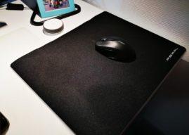 Zwei Mousepads von Pearl im Test