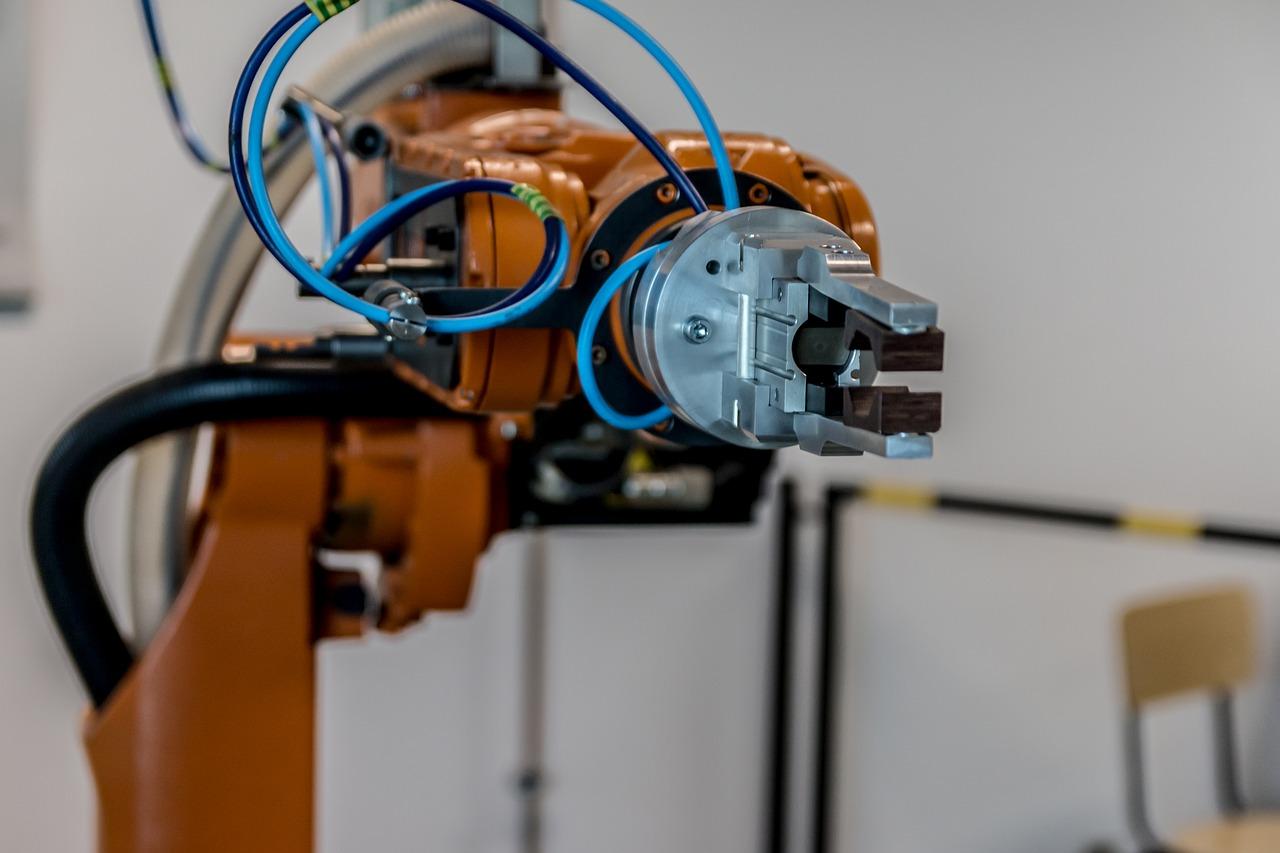 Kollaborierende Roboter – Roboter als Freund und Helfer