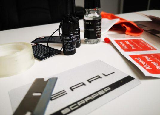 Display-Reparatur-Set von PEARL im Test