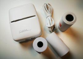 Mobiler Akku-Foto-Thermodrucker von Callstel im Test