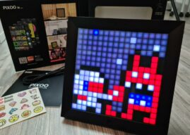 Divoom Pixoo LED-Bilderrahmen im Test