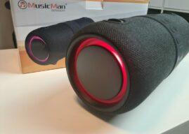 MusicMan Sound Blaster BT-X56 im Test