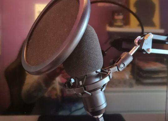 Das auvisio Studiomikrofon von PEARL im Test