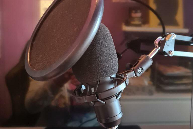auvisio Studiomikrofon
